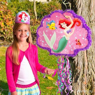 Little Mermaid Pinata Game Idea