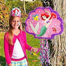Little Mermaid Pinata Game Idea