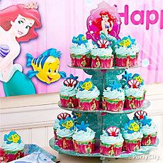 Little Mermaid Cupcakes Idea