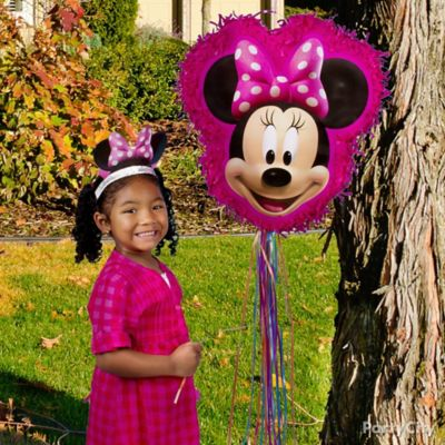 Minnie Mouse Pinata Game Idea
