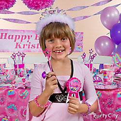 Princess Birthday Outfit Idea