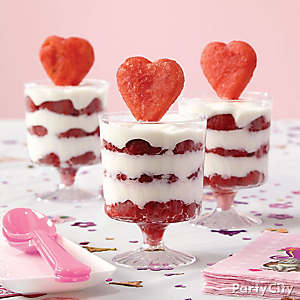 Sofia the First Heart Parfaits How To