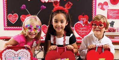 Valentines Day Classroom Decorating Idea Valentines Day Class