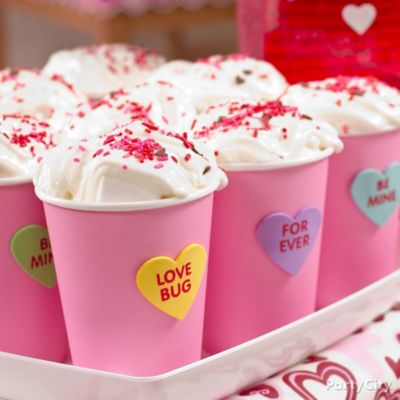 Valentines Day Hot Cocoa Idea