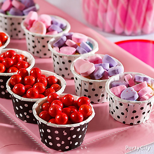 Valentines Day Candy Cups Idea