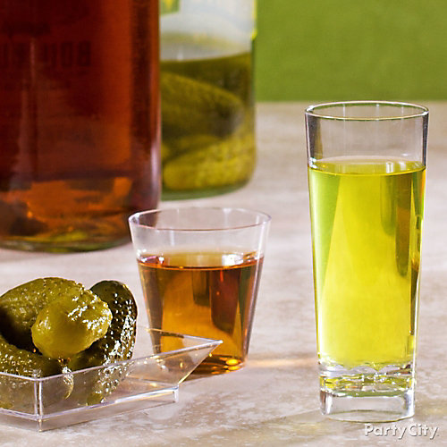 Pickleback Shot Recipe