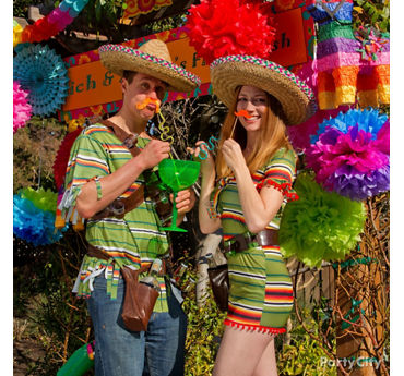 Mexican Party Arch Decorating Ideas