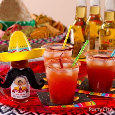 Mini Micheladas Cocktail Recipe