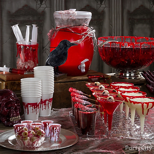 Bloody Good Drink Ideas