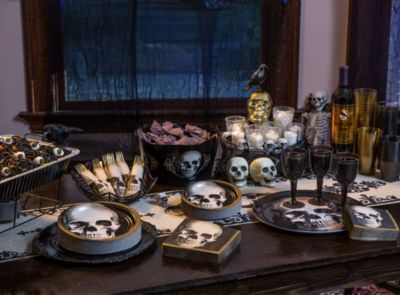 scary halloween buffet recipes - Halloween Decorations For A Party