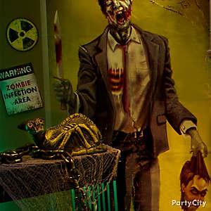 Zombie Scene Setter Idea
