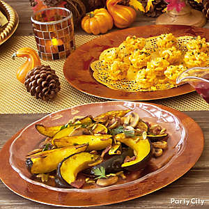 Friendsgiving Acorn Squash Recipe