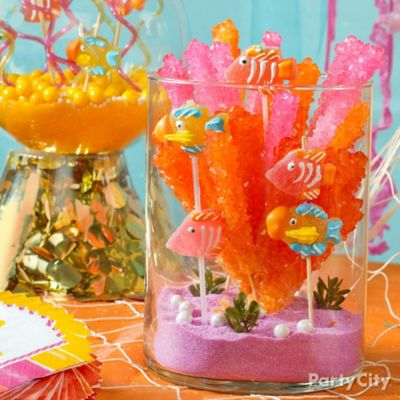 DIY Edible Candy Aquarium How To