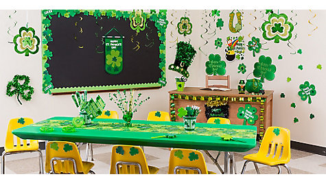 St. Patricks Day Class Party Ideas