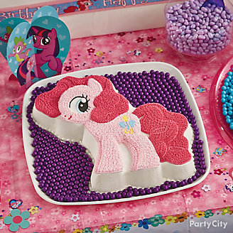 Pinkie Pie Cake How To