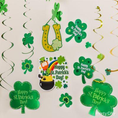 St. Patricks Day Wall Decor