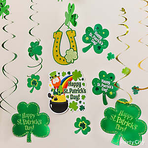St. Patricks Day Wall Decor