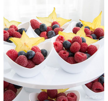 Berry Sweet Fruit Minis Idea