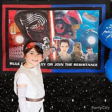 Star Wars Pin-It Game Idea