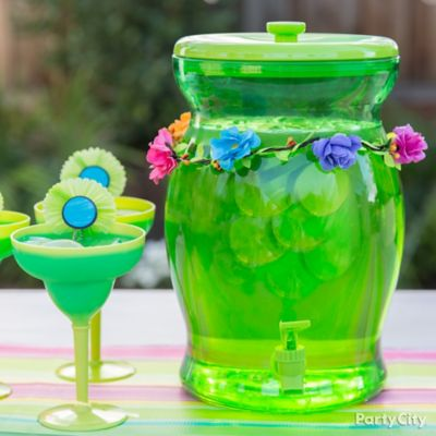Limeade Summer Drink Idea