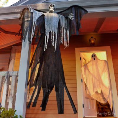 Ghoul Greeter Idea