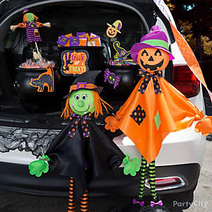 Boo Crew Trunk or Treat Idea