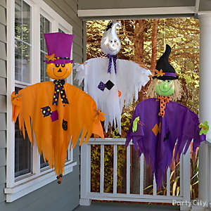 Welcoming Boo Crew Idea
