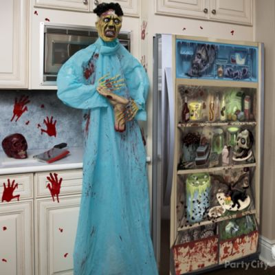 Disturbing Asylum Kitchen Idea