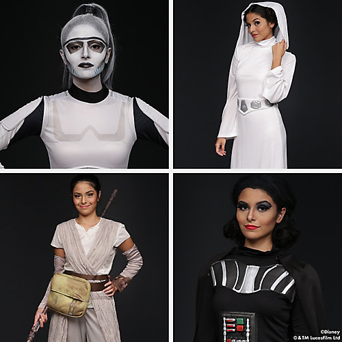 STAR WARS Time Lapse Transformation