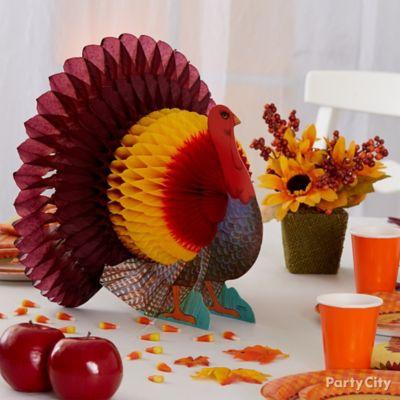 Turkey Table Buddy Idea