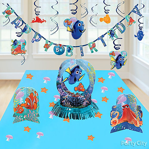 Dory Essential Decorations Idea