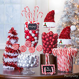 Magical Holiday Tablescape Idea