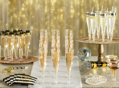 New Year's Eve Champagne Ideas