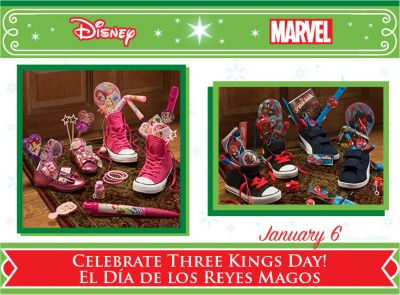Disney Inspired Three Kings Day Ideas