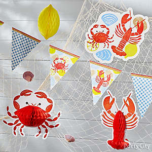 Net Decorating Idea