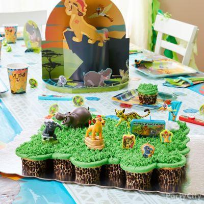 Lion Guard Pull Apart Cupcake Cake Treat Ideas Lion Guard