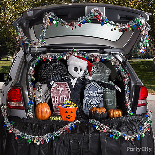jack skellington trunk or treat idea trunk or treat ideas halloween party ideas holiday. Black Bedroom Furniture Sets. Home Design Ideas