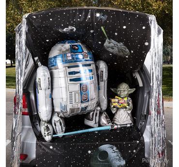 Star Wars Trunk or Treat Idea