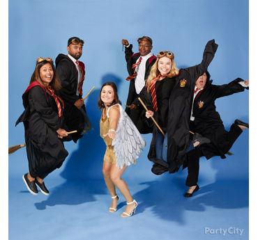 Harry Potter Group Costume Idea