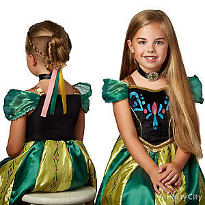 Anna Coronation Hair How To