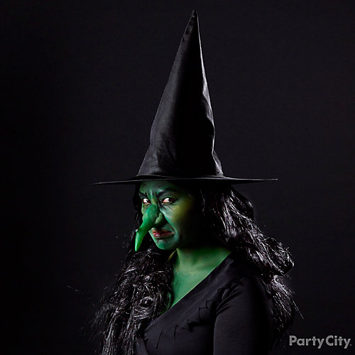 Wicked Witch Makeup How To