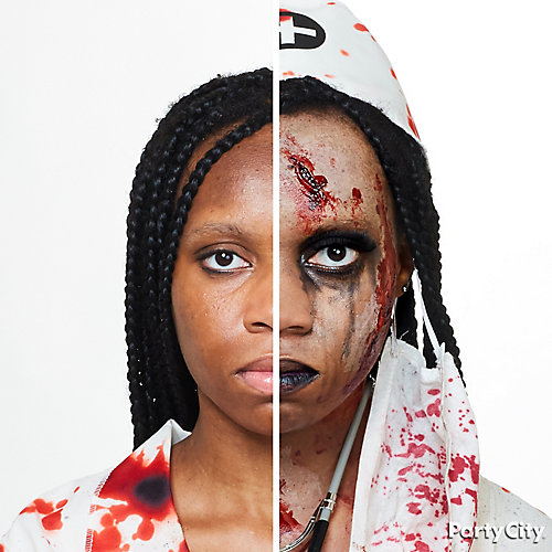 Bloody Nurse Makeup How To