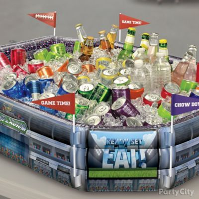 Infladium Drink Cooler Idea