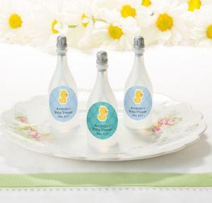 Bubble Bath Personalized Baby Shower Bubbles (Printed Label)