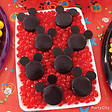Mickey Mouse Cookie Ears