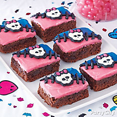 Monster High Brownies