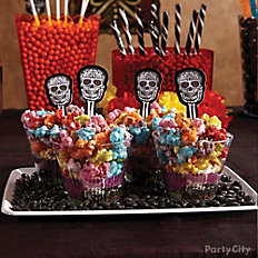 Day of the Dead Popcorn
