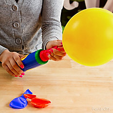 Inflate 3 Balloons