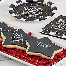 Chalkboard Cookies Idea How To