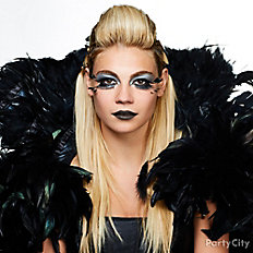 Raven Makeup How To